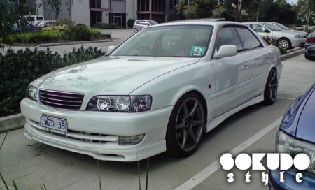 Slammed cars from across the tinternet thread - Page 22 Jzx100-1